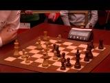 Magnus Carlsen vs Ian Nepomniachtchi, World Blitz Chess Championship, Moscow, 17 Nov 2010