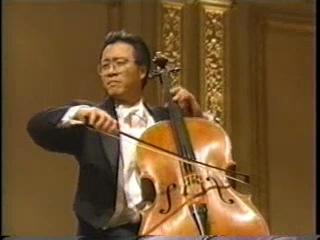 Yo-Yo Ma - Daniel Barenboim (CSO) - Elgar Cello Concerto_ 1st mvmt