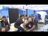 Jeff Tremaine (Carson Daly) - Интервью и ржачные моменты!))