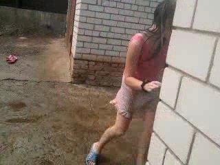мокрая вечеринко^^