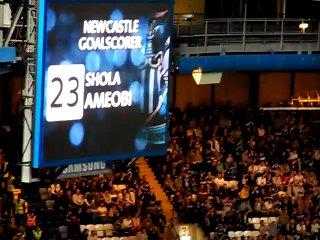 Челси - Ньюкастл, Карлин Кап, второй тайм, гол в ворота Челси 3-1