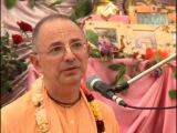 Е.С. Бхакти Вигьяна Госвами Махарадж - ШБ 1.9.12-14, речь Бхишмы, четыре причины страданий