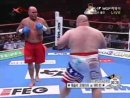 Cabbage Vs Butterbean (Hawaii 2008)