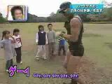 Hard Gay cooking with kids in japan