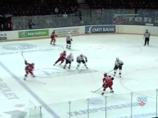 КХЛ 2010/11. Локомотив 1-0 Северсталь