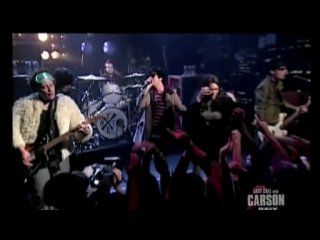 The Foxboro Hot Tubs - Mother Mary (Live At Last Call with Carson Daly)