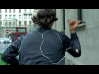 Nike — классная реклама про бег