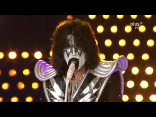 Kiss - I Was Made for Loving you Baby (New Video)