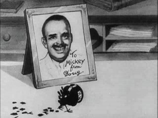 1932 - Mickey Mouse, Minnie Mouse, Pluto - The Wayward Canary