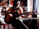 Milligram ™ Smile(Katy Perry cover)-hot'n cold(acoustic))