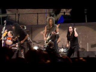 The Big Four - Am I Evil [Anthrax, Megadeth, Slayer, Metallica, Dave Lombardo]