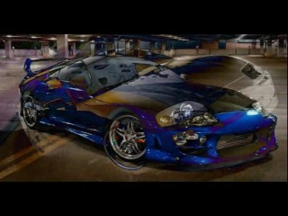 Toyota supra - video & pictures compilation - hd
