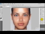 Уроки по Photoshop (сглаживание тонов кожи, матовый эфект)