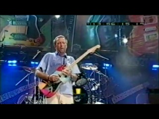 Jeff beck, eric clapton, doyle bramhall ii, nathan east - cause we've ended as lovers