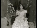 Virginia Zeani-Violetta Supreme- La Traviata 'Ah fors'e lui' 1956 Hamburg with drawings