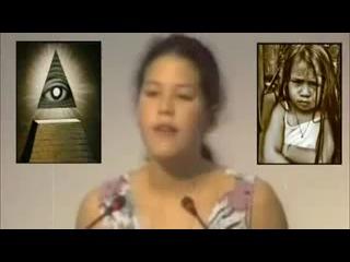 Северен Сузуки предлогавшая Конгрессу Переориентироваться с Эго на Будущее Детей и планеты !