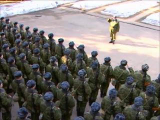 Армия. Президентский Полк ФСО