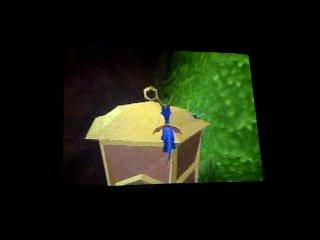 Spyro 3 - Глюк с клеткой.