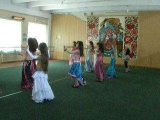 Восточные танцы в Запорожье.Танцевальный клуб