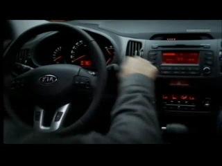Реклама New Sportage (Сериал Спецотряд Кобра 11)