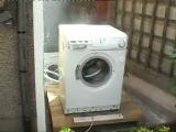 Кирпич в стиральной машине