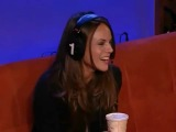 The Howard Stern Show - Sarah Butler (I spit on your grave) (Part 2_3)