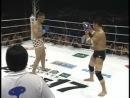 """Mirko """"Cro Cop"""" Filipovic vs. Nobuhiko Takada"""