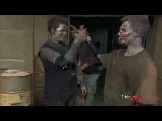 Resident Evil Afterlife - Новый короткометражный фильм