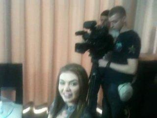Интервью с Алиной Кабаевой для программы