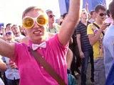 Dj Spartaque Global Gathering 2009 Ukraine