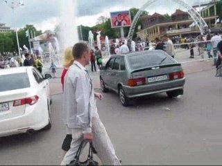 чемпионат россии по автозвуку и тюнингу 22 мая 2010 года г.Ессентуки