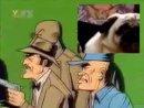 Собака зовет Бэтмена :D