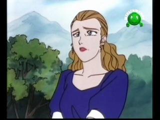 Легенда о Зорро (анимэ) 48 серия