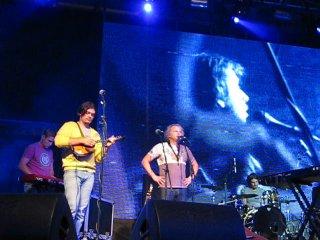 МКПН концерт в Екатеринбурге. Silver lightning