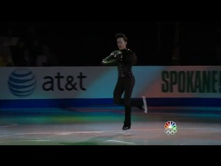 2010 Johnny Weir - Poker Face EX (US Nationals)