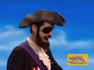 Lazy Town Ведь мы пираты!)