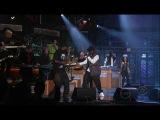50 Cent - AYO Technology (live on letterman 15-10-07).avi