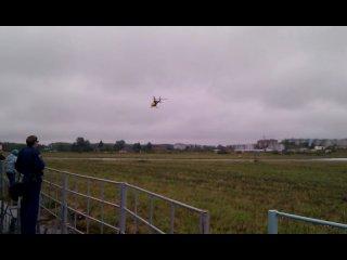 Полет AS-355 Utair 2010