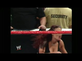 New Year's Revolution 2006 - Edge Cashes In Money In The Bank Briefcase against John Cena