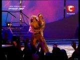 Танец Татьяны  Денисовой и Константина Томильченко