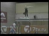 Алия Мустафина - брусья (Кубок Воронина 2010)