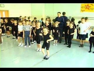 Театральный джаз - постановка для детей 6-7 лет. Вячеслав Казанцев (Советский).