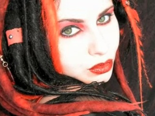 Cyber goth girls beautiful pictures!