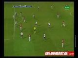 Гол Пирло 2.10.2010. Парма - Милан 0:1 Роналдиньо в шоке