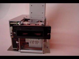 моторизованный считыватель , кодировщик RFID (не MSR encoder)