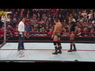Shane McMahon VS Randy Orton: Rising Son