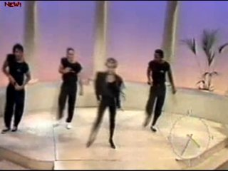 C.C.Catch - Good Guys Only Win In Movies (TV Show - ETV, Spain )'1987