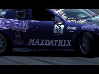 Дрифт Мазда RX - 8