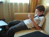 Мир должен видеть как Рони играет в PSP))