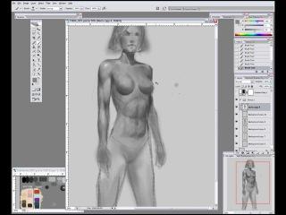 Female Muscle IV Motion & Movement Plus Bonus Tutorial2